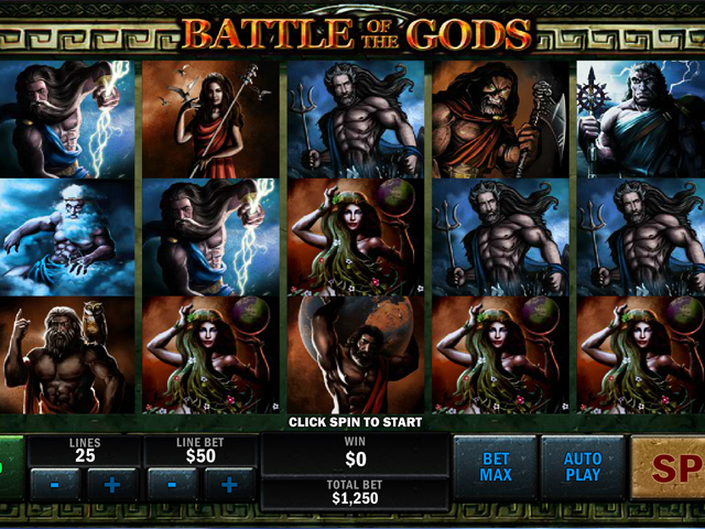 battle-of-the-gods casino spiel