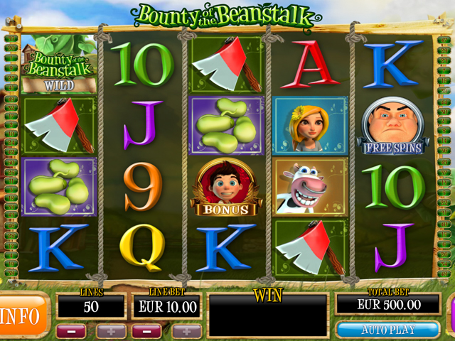 bounty-of-the-beanstalk casino spiel