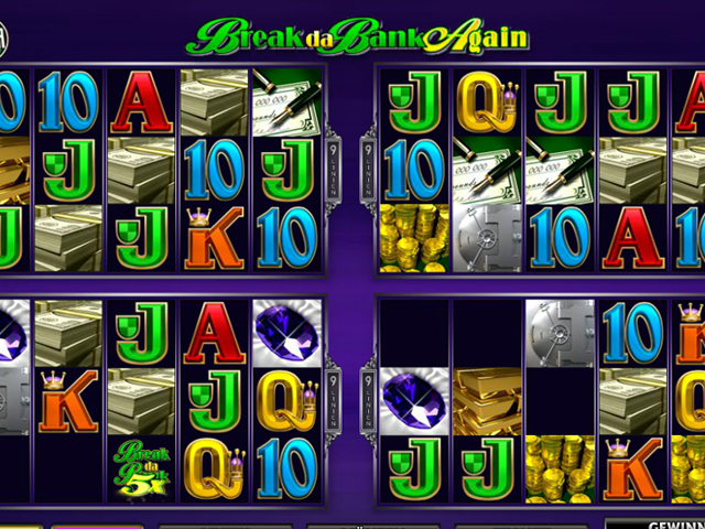 break da bank again automatenspiel von mr green