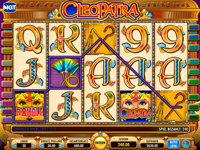 online casino reviewer cleopatra spiele