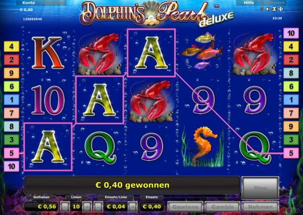 golden nugget casino online dolphin pearls
