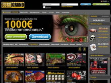 grand casino online sizzling hot spielen