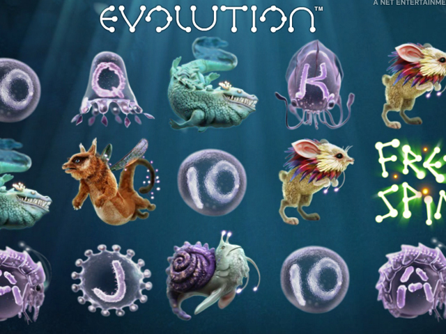evolution automatenspiel im mr green casino