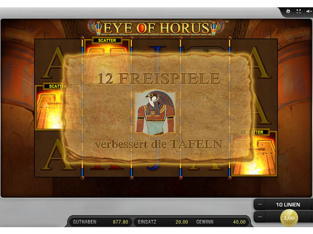 eye-of-horus merkur spiel