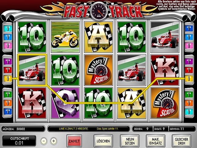 Fast Track Mybet
