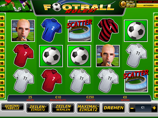 football rules online slot im winner casino