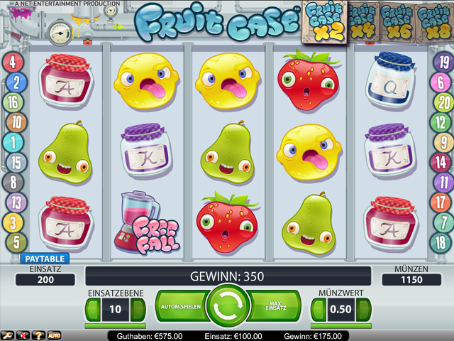 fruit case automatenspiel im mr green casino