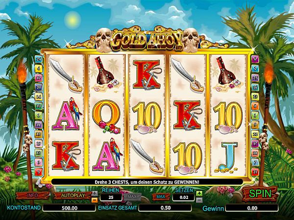 Gold Ahoy Slot