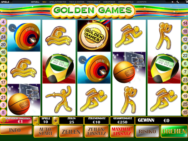 golden casino online casinospiele