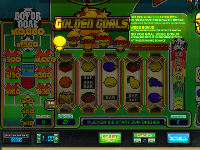 golden-goals online slot