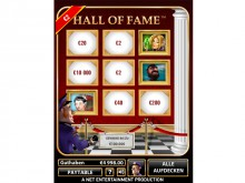 Hall of Fame Scratch