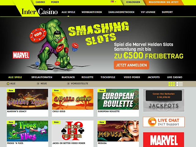 online casino mit software