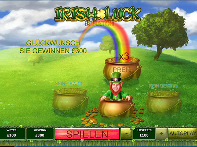 irish luck rubbellose im winner casino