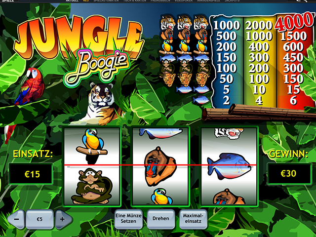 jungle boogie online slot im winner casino