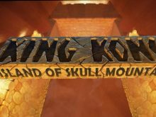 King Kong Island of Skull Mountain