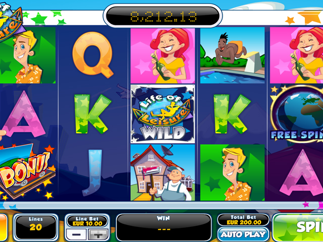life-of-leisure online slot