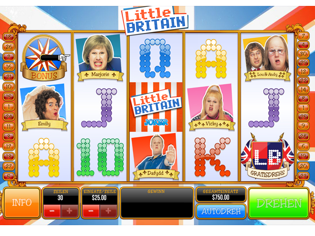 little-britain online slot