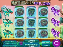 Machine-Gun Unicorn
