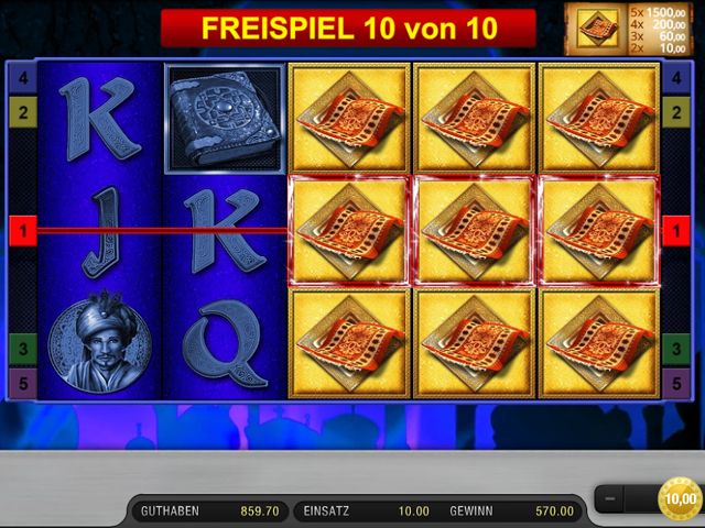 magic-book bally wulff spiel