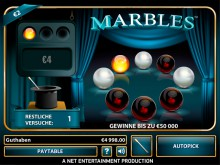 Marbles Rubbellose