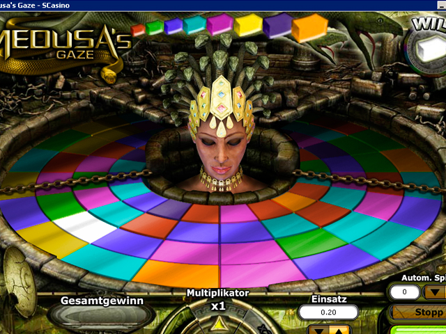 Spiele MedusaS Gaze - Video Slots Online