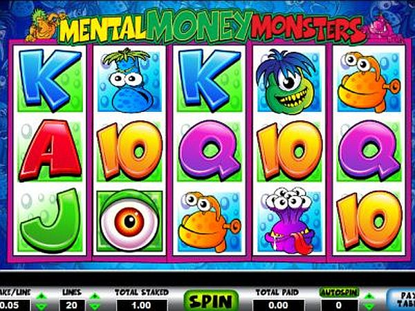 Mental Money Monsters