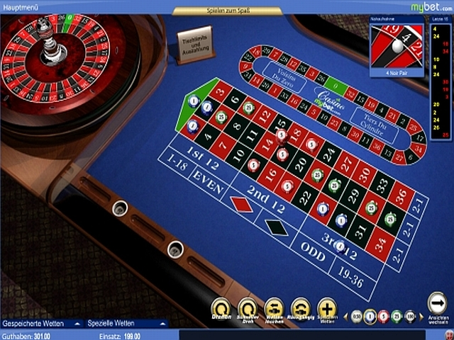 Multiplayer Online Roulette