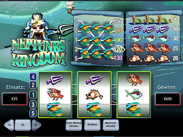 neptunes kingdom online slot im winner casino