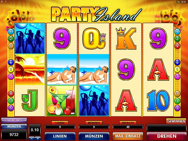 Party Island Slot