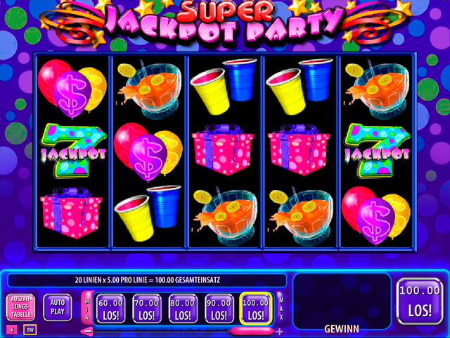 play jackpot party slot machine online jetztspielen com
