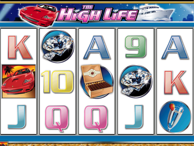 the high life online slot im spinpalace casino