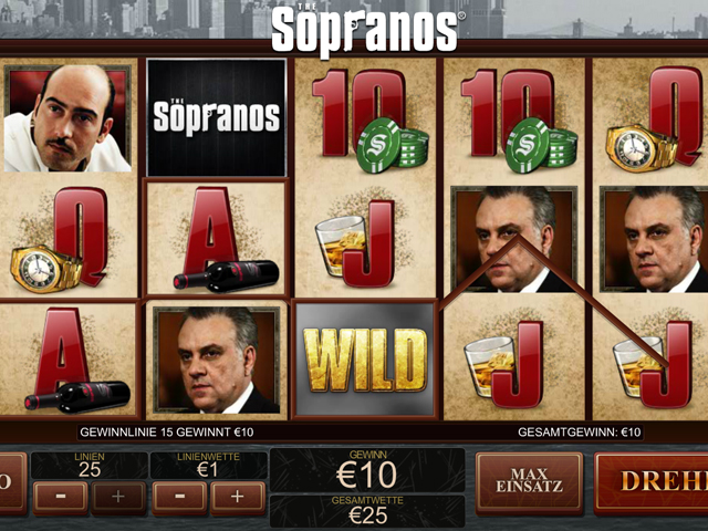 the sopranos online slot im winner casino