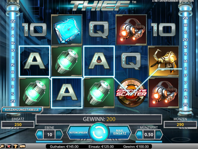 thief online slot im mr green casino