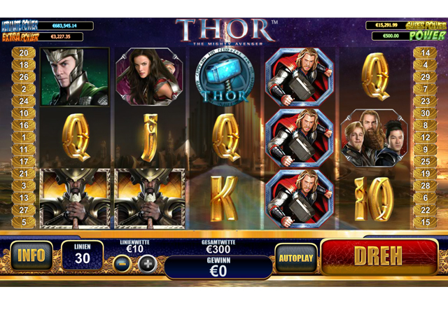 thor-the-mighty-avenger online slot