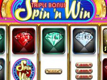 Triple Bonus Spin and Win