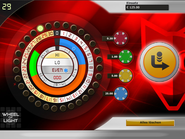 wheel of light im winner casino spielen
