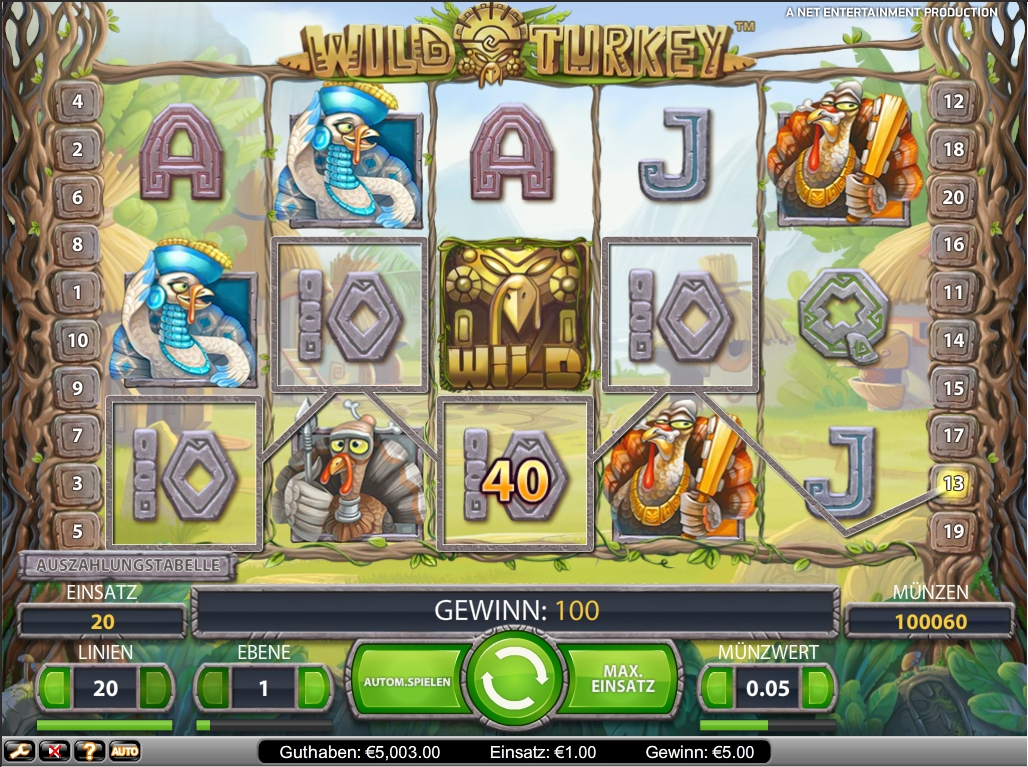 High stakes slots