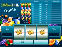 William Hill Reels