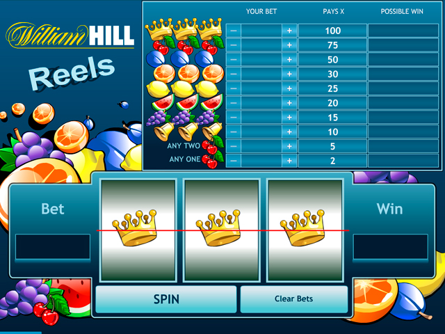 william hill online slots gratis online spielen