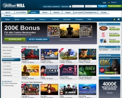 online william hill casino casino spiele kostenlos ohne download