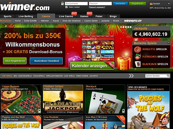online casino winner spielen casino